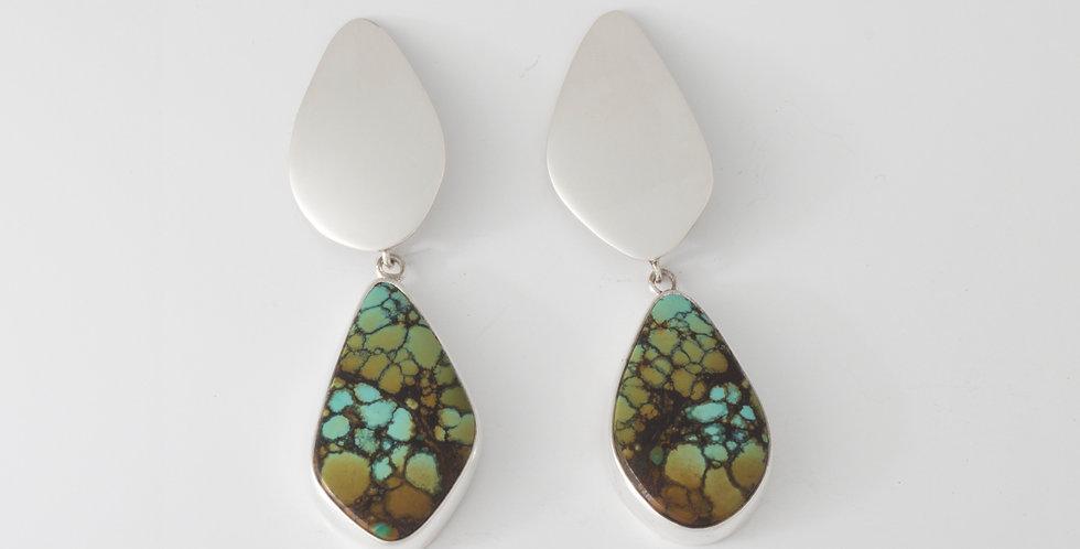 Earth D earrings