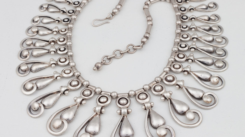 Vintage Necklace Frank Senior
