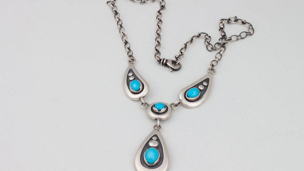 Thunderbird Sylvia necklace