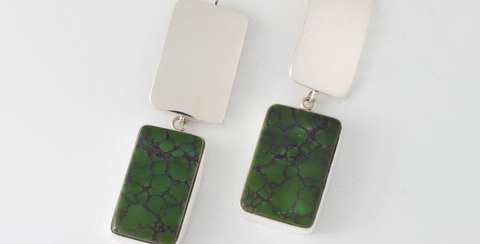 Earth B earrings