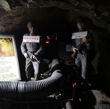 2sd Tunnel, Cheorwon