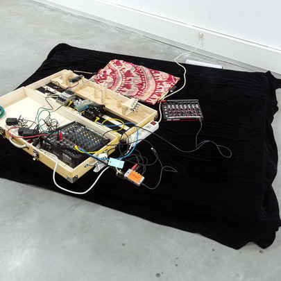 Chloé Malaise, performance sonore