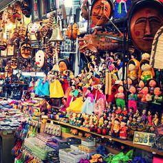 Namdaemon Market