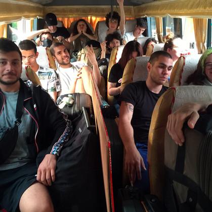 Bus de Séoul à Suncheon