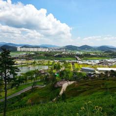 Train pour Suncheon