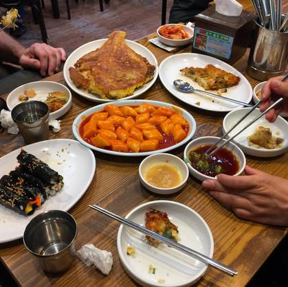 Marché Nandaemun, Séoul