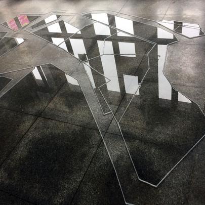 """No Light Zone"", Maxime Bagni, Noé Leleu, Anouk Buron"