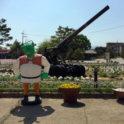 DMZ Cheorwon