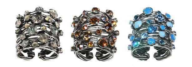 Ringing in Spring with thes great stone rings.