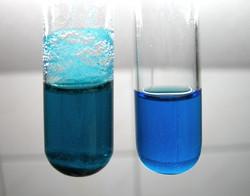 copper reaction