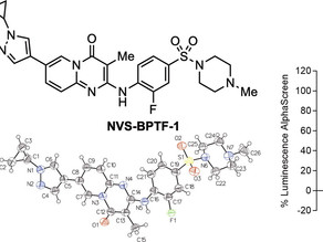 Synthesis of NVS-BPTF-1 and evaluation of its biological activity