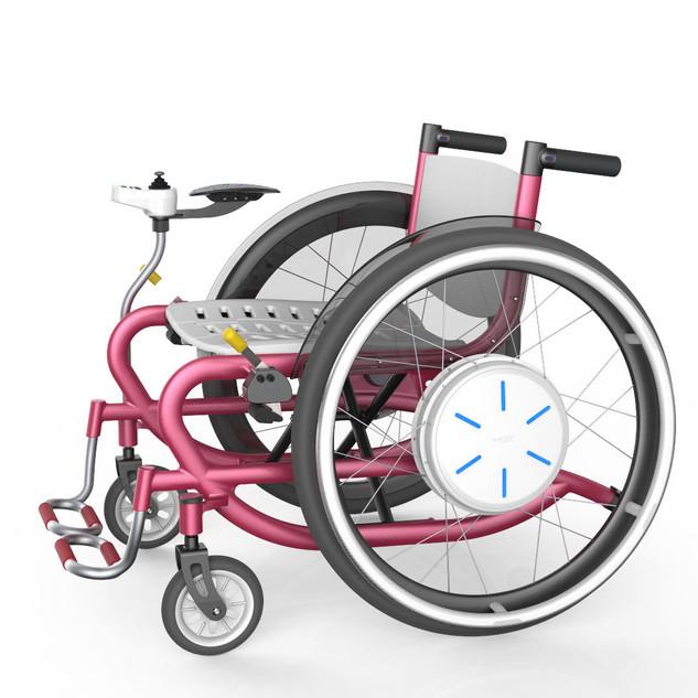 전동휠체어