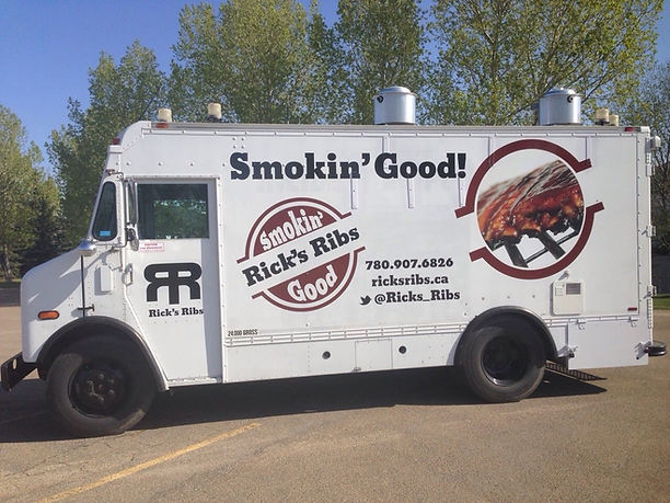 Rick's Food Truck