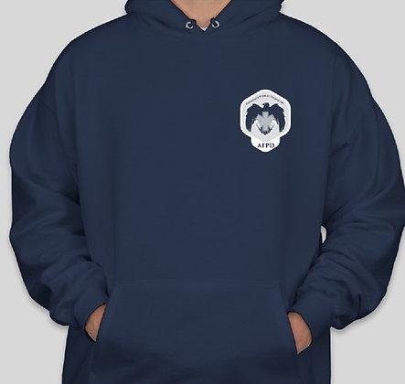 AFPD Royal Blue Hoodie