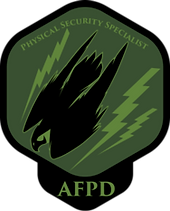 AFPD Physical Security Specialist