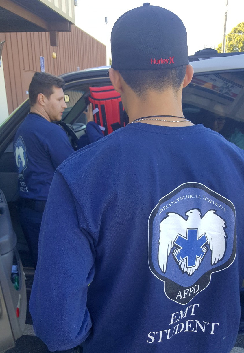 Academy for Professional Development EMT Training in Modesto, CA