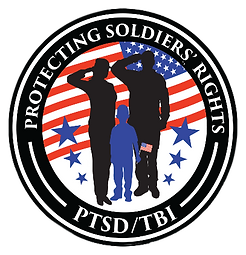 Protecting Soldiers Rights Main Logo