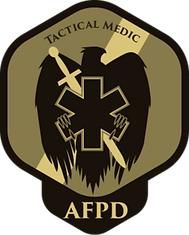 Tactical Medic Logo Afpd
