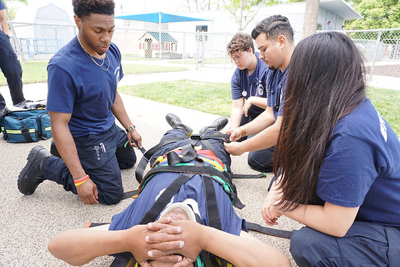 EMT Course Down Payment Only