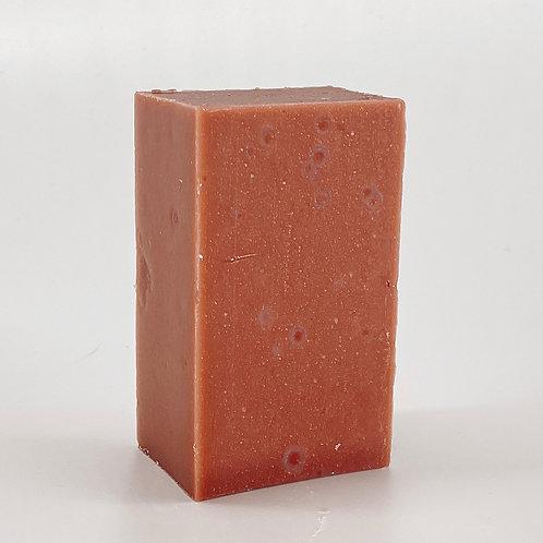 聖海倫火山泥淨化手工皂 105g ± 10g Mount St. Helens Volcanic Clay Handmade Soap Bar