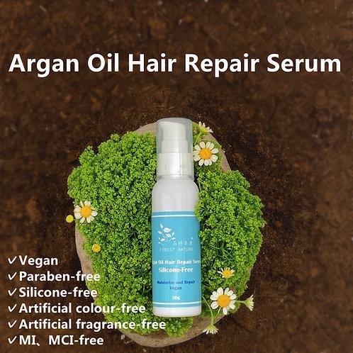 摩洛哥堅果油無矽護髪精華 50g Argan Oil Hair Repair Serum Silicone-Free