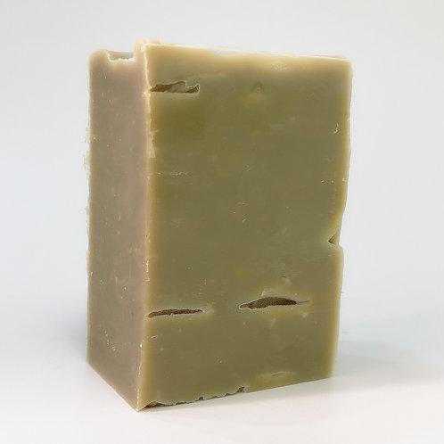 有機艾草手工皂 125g ± 10g  Homegrown Organic Mugwort Handmade Soap Bar