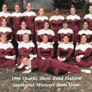 1996-97 Color Guard