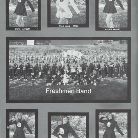 1979-80 Freshman Band