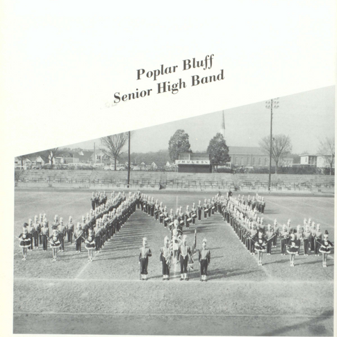 1963-64 Marching Band