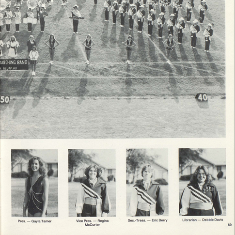1981-82 Marching Band Pg 2