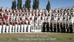 2009 Marching Band-1