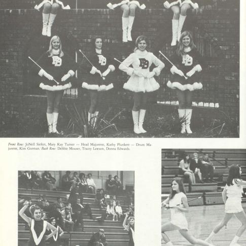 1970-71 Majorettes Pg 2