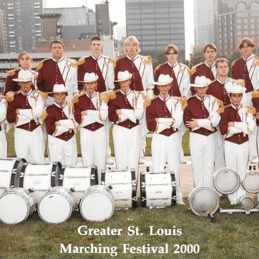 2000-01 Drumline