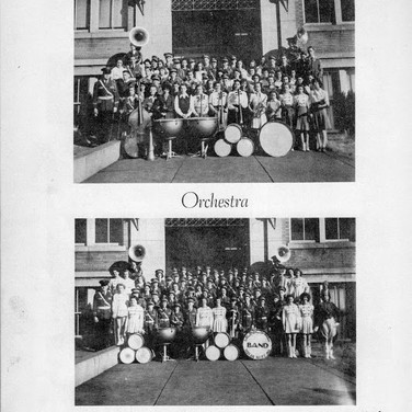 1944 Band and Orchestra