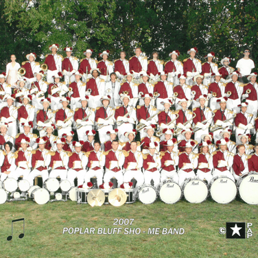 2007-08 Marching Band