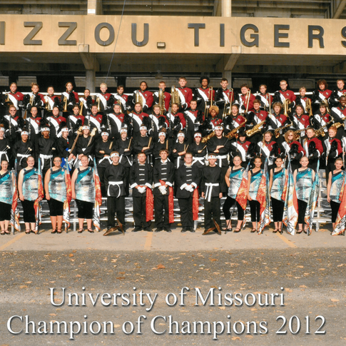 2012-13 Marching Band