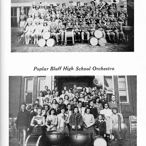 1942 Band and Orchestra