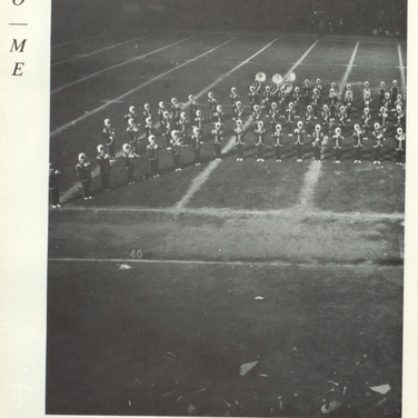 1974-75 Marching Band