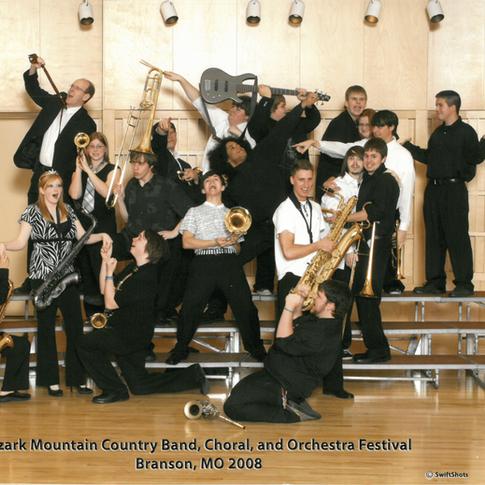 2007-08 Jazz Funny Pose