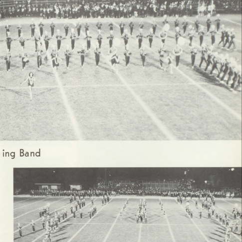 1972-73 Marching Band Pg 2