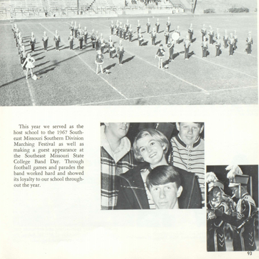 1967-68 Marching Band Pg 2
