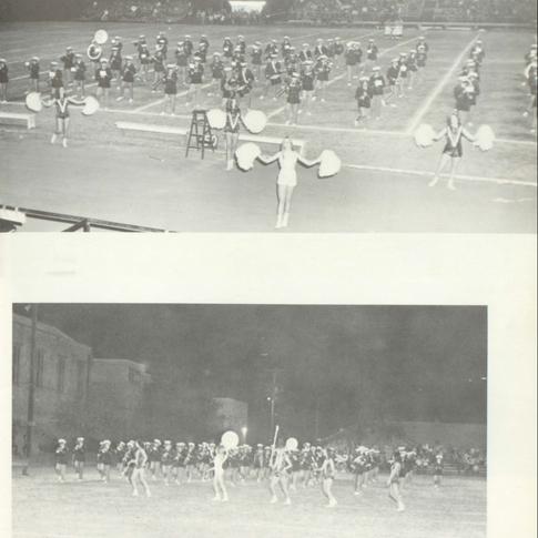 1971-72 Freshman Band