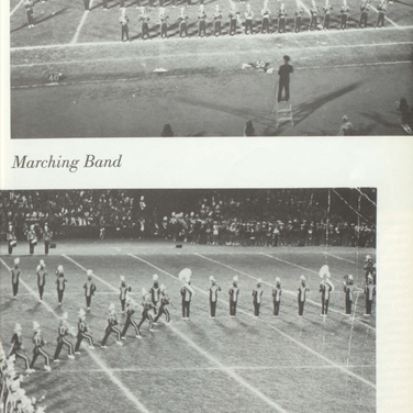 1973-74 Marching Band Pg 2