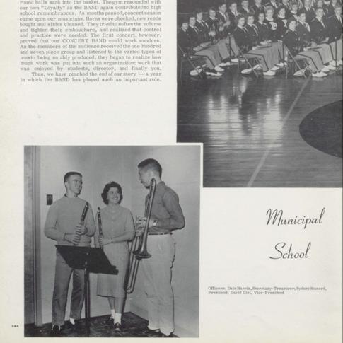 1959-60 Band