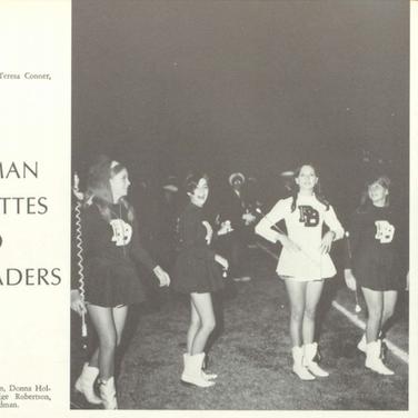 1969-70 Freshman Majorettes