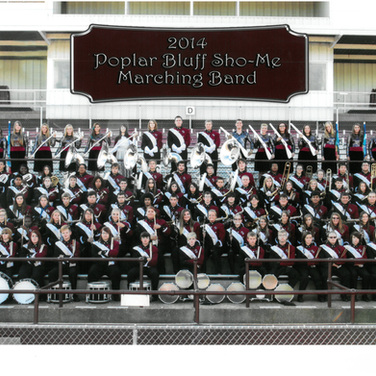 2014-15 Marching Band