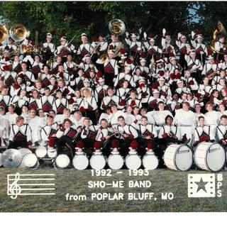 1992-93 Funny Pose