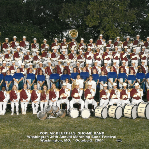 2004-05 Marching Band 2