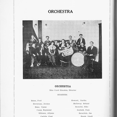 1923 Orchestra