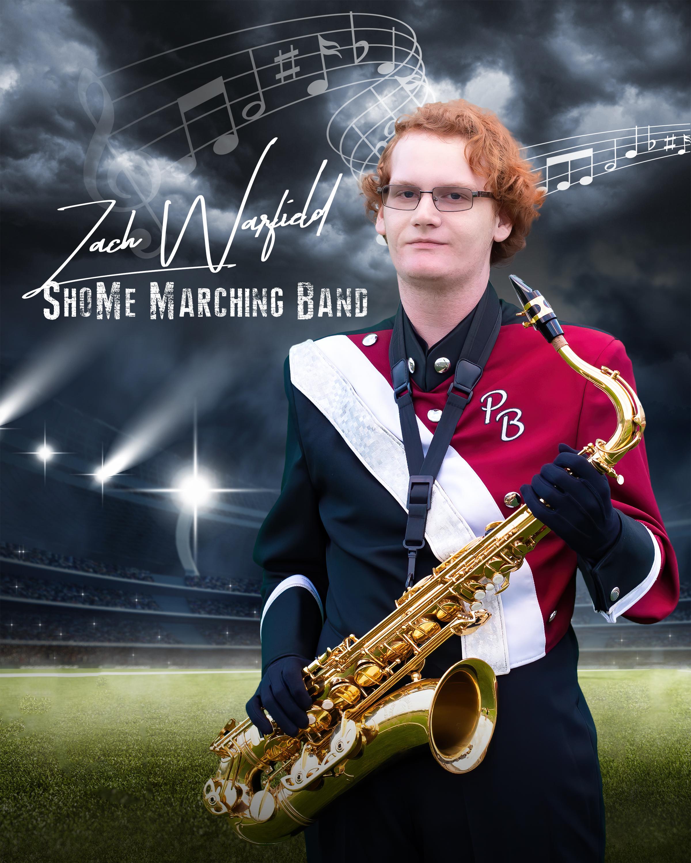 Zach Warfield